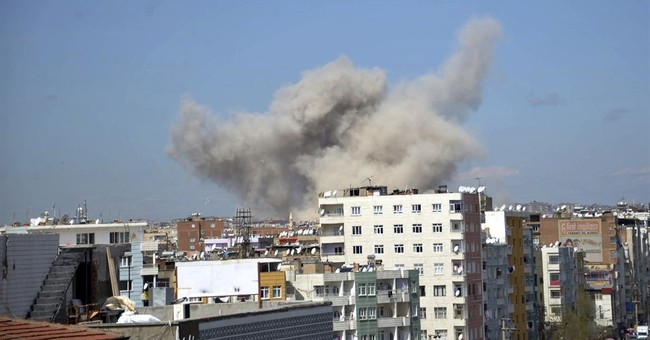 1 killed, several hurt in explosion in Turkey