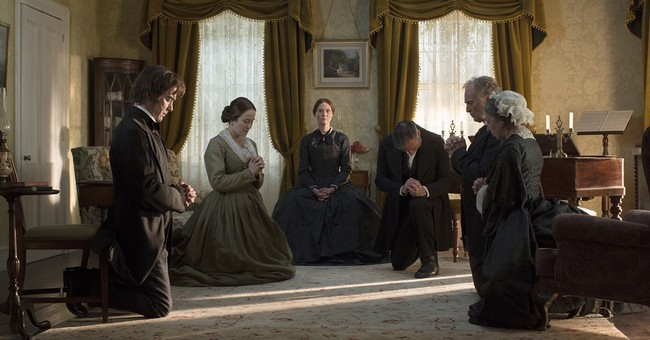 Review: Emily Dickinson tale 'A Quiet Passion' burns bright