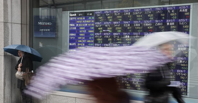 Global stocks mixed, gold rises amid geopolitical tensions