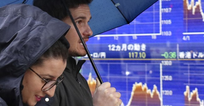 Asian stocks slip, yen and gold rise as global risks weigh