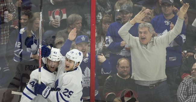 O Canada: The Great White North returns to NHL playoffs