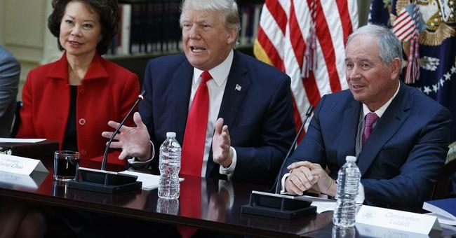 """Trump says """"pleasant surprises"""" on Nafta talks"""