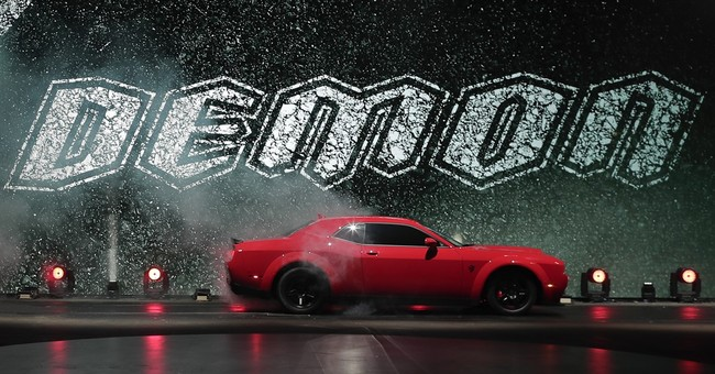 Dodge Demon Challenger lays claim to fastest production car