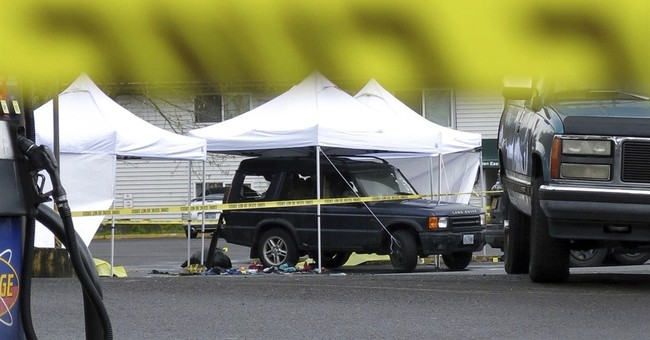 Autopsies show Oregon father killed 2 young daughters, self
