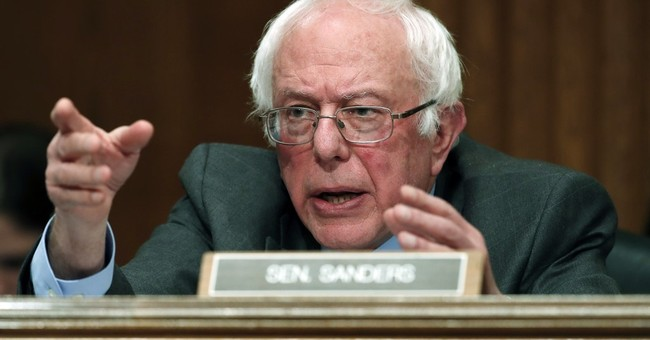 Sanders: Trump will be a one-term president