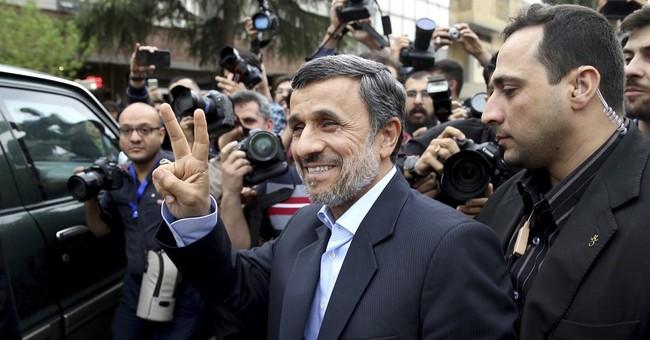 Why it matters: Ahmadinejad filing for Iran's presidency