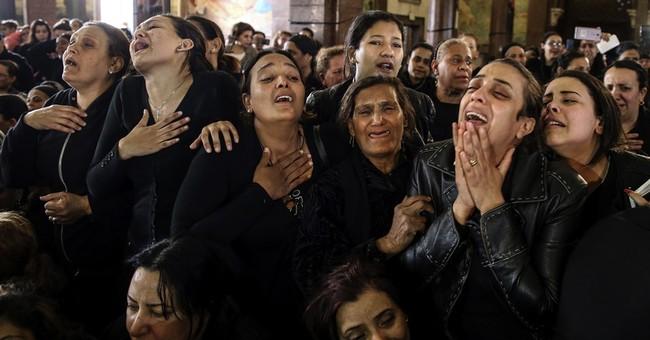 Egypt's leader juggles insurgency, economy
