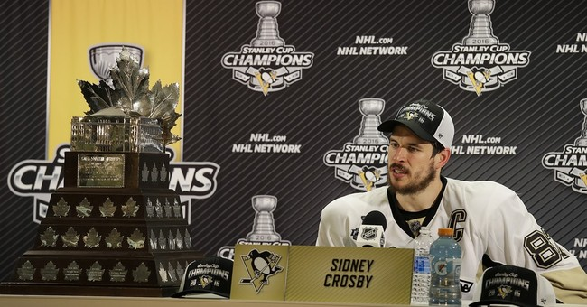 Penguins hoping to end defending Cup champ hex