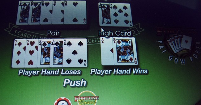 Best month for New Jersey's internet gambling lifts casinos