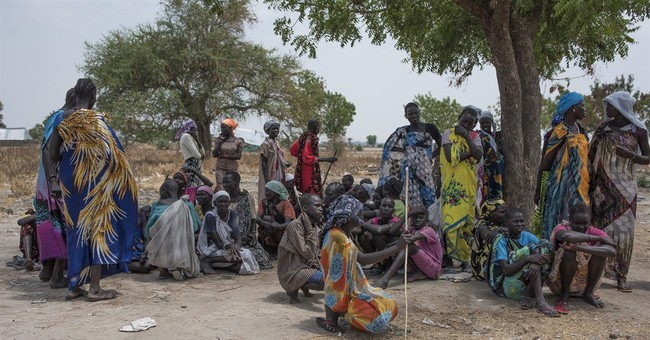 South Sudan's war disrupts farming, creates famine