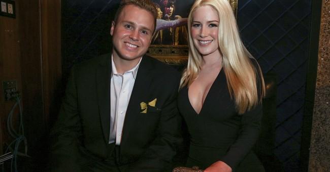 Heidi Montag, Spencer Pratt expecting first child