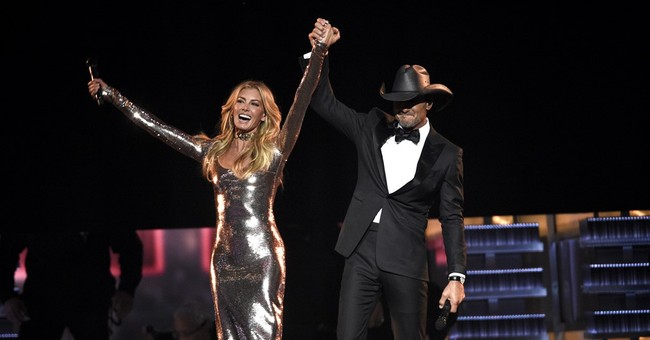 Faith Hill, Tim McGraw weigh in on famous musical couples