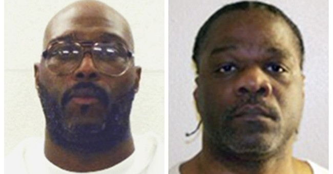 Arkansas suffers 2 setbacks to multiple execution plan