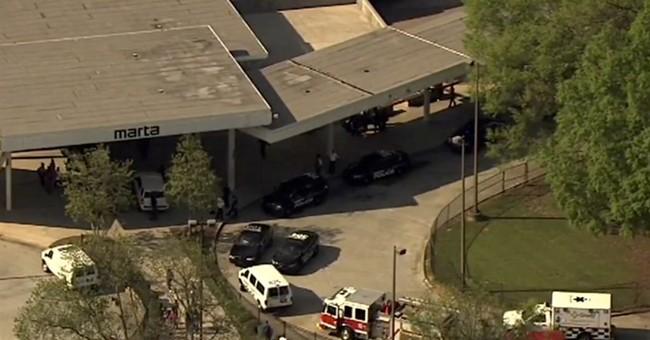 Official: 1 dead, 3 hurt in Atlanta public transit shooting