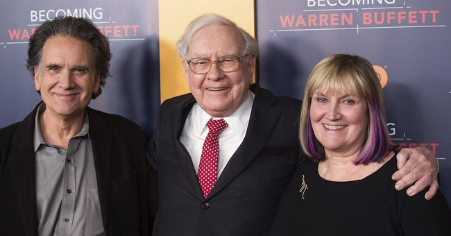 Buffett foundation unveils $90M plan to help girls of color