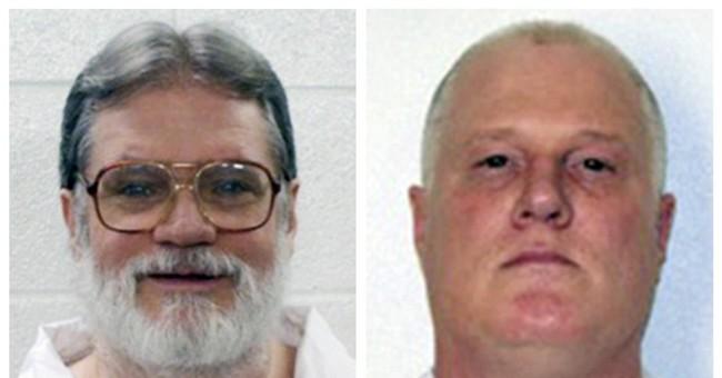 The 8 inmates Arkansas was set to execute starting Monday