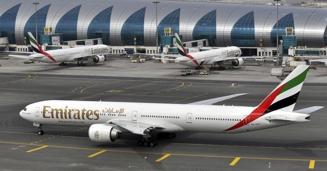 Fly the funnier skies: Mideast airlines troll United