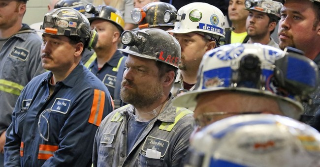 EPA head tells coal miners 'regulatory assault is over'