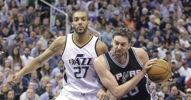 There will be big international interest in the NBA playoffs