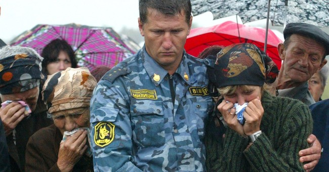 European court rules against Russia over 2004 school siege
