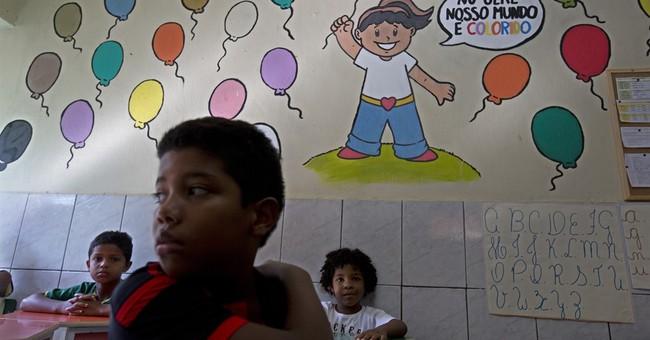 Schools caught in crossfire in violent Rio de Janeiro slums
