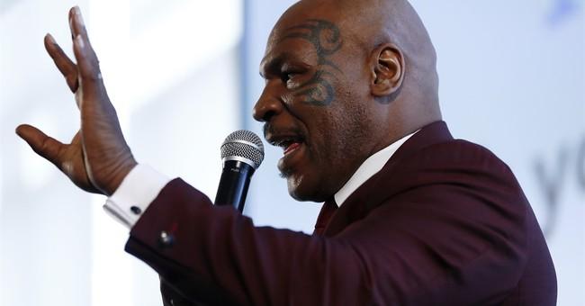 Mike Tyson thanks Christie for work on prisoner re-entry