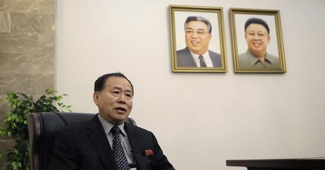 N. Korean official blames Trump for region's 'vicious cycle'