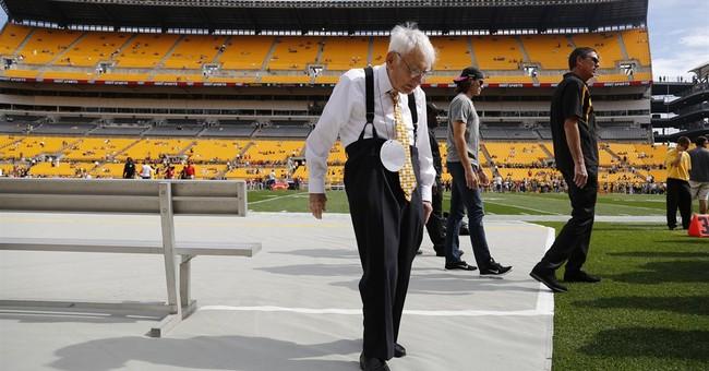 Pittsburgh Steelers chairman Dan Rooney dies at 84