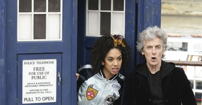 'Doctor Who' returns; Capaldi eyes end of space/time travels