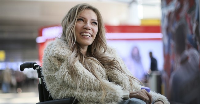 Russia's spurned singer tapped as Eurovision 2018 contestant
