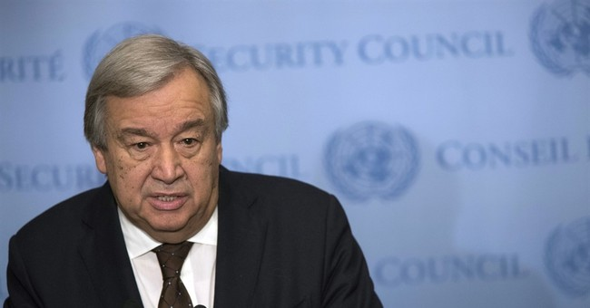 UN chief warns that Libya risks a return to wide conflict