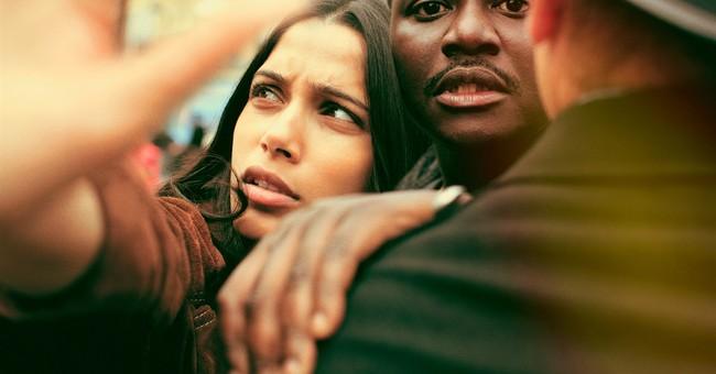 'Guerrilla': drama of love, revolution in '70s London