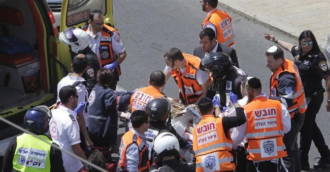 Palestinian stabs UK woman in Jerusalem amid Easter fetes