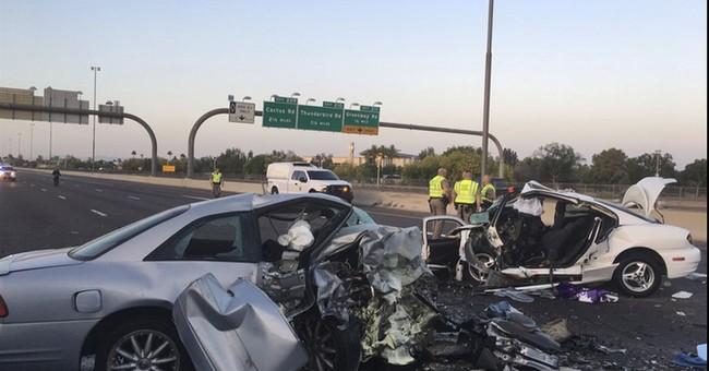 The Latest: Grand Canyon U.: 2 killed in crash were students