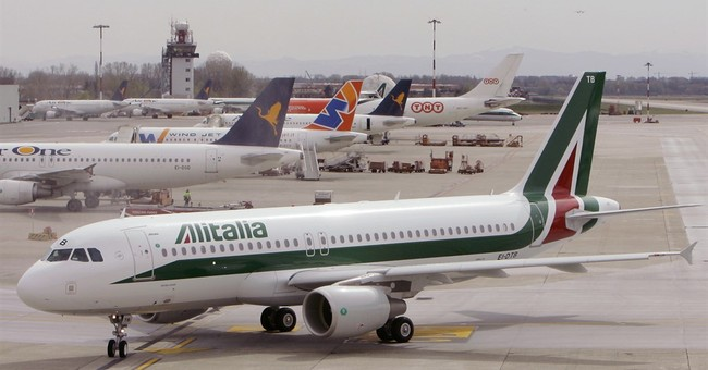 Italian premier urges Alitalia workers to OK compromise deal