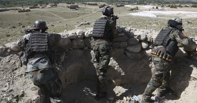 Afghanistan says massive US bomb killed 36 militants