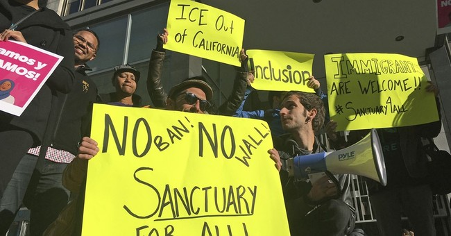 The Latest: Lawyer: Little money involved in sanctuary order