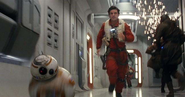 Rian Johnson debuts teaser trailer for 'The Last Jedi'