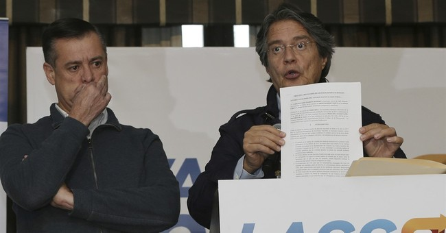 Ecuador election council agrees to recount 1.3 million votes