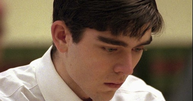 1996 Washington school shooter apologizes in his 1st remarks