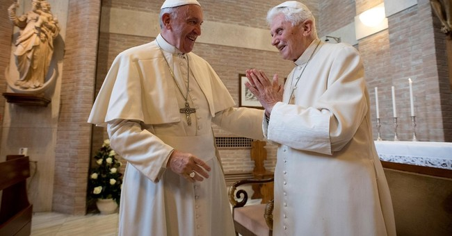 'Modest' 90th birthday party for retired pope Benedict XVI