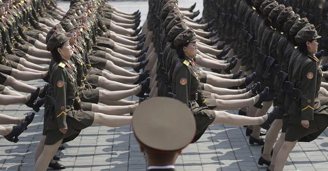 A look at the missiles North Korea displayed at parade