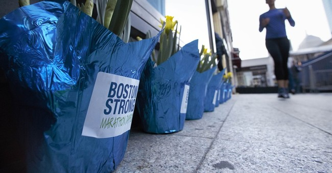 Boston marks 4th anniversary of deadly marathon bombing
