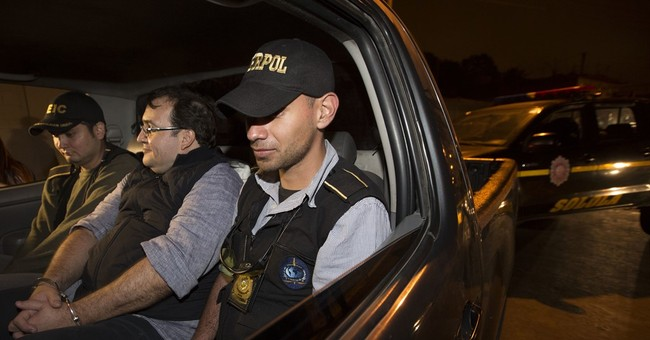 Fugitive Mexican ex-governor moved to Guatemalan prison