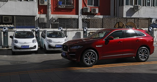 China car dilemma: Beijing wants electric, buyers want SUVs