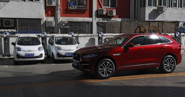 China car dilemma: Beijing wants electric, buyers want SUVs