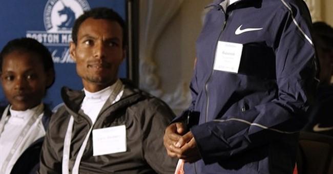 Ethiopia's Deba inherits 2014 Boston win, but not the prize