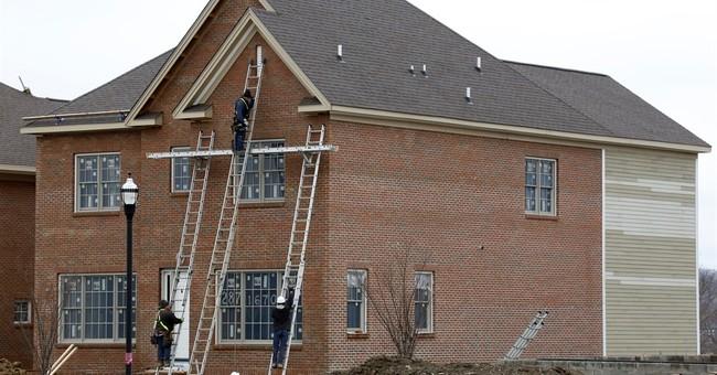 US homebuilder sentiment slips, but overall outlook positive