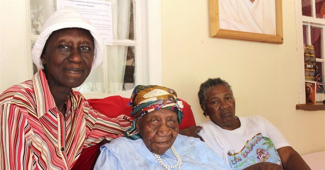 At 117, Jamaican woman likely just became world's oldest