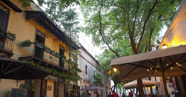 Residents nervously watch Americas' oldest city gentrifying